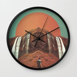 The Pantheist Wall Clock