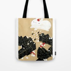 Rain of Terror Tote Bag