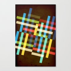 Up and Sideways Canvas Print