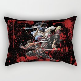 Drifters 2 Rectangular Pillow