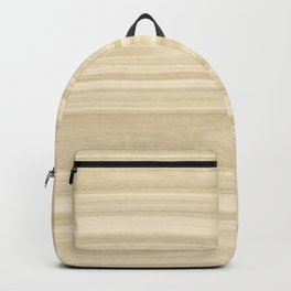 Maple Wood Texture Backpack