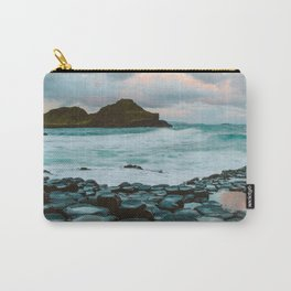 Giant's Causeway at Sunrise Carry-All Pouch
