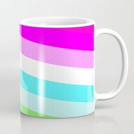 Pastel Rainbow Coffee Mug