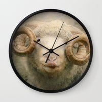 princess Wall Clocks featuring Princess ****? by Pauline Fowler ( Polly470 )