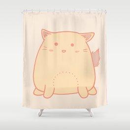 Cute little cat Shower Curtain