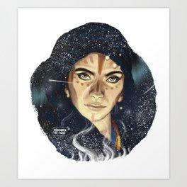 Maga Art Print