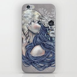 Final Breath iPhone Skin