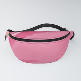 Visions of pink geode Fanny Pack