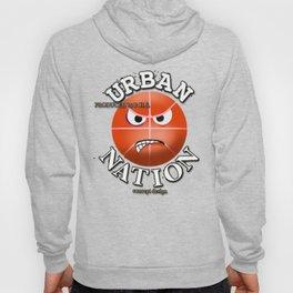 Personalized Basketball Character Hoody