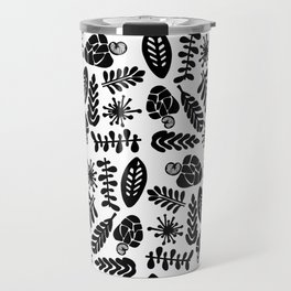 Cashew Pattern Travel Mug
