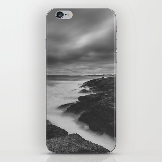 Narrowing Cove iPhone & iPod Skin