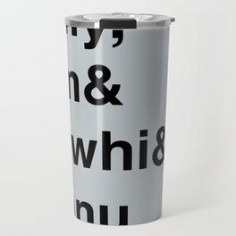 San Antonio Spurs Travel Mug