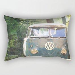 Peace Love Environment Rectangular Pillow