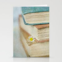 read Stationery Cards featuring Read by Debbie Wibowo