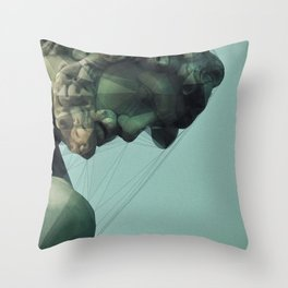 Spider Throw Pillow