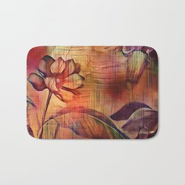 Abstractify Bath Mat