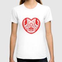 valentine T-shirts featuring Valentine by Akoala