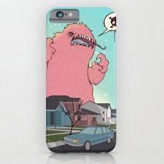 Die like the Dinosaurs Slim Case iPhone 6s