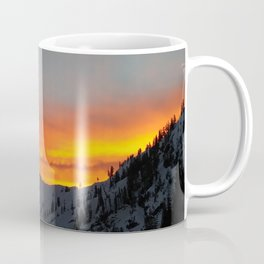 Fire Mountain Coffee Mug