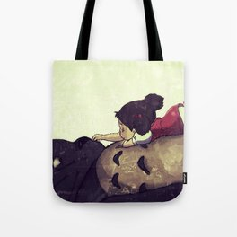 Friendship Never Ends Tote Bag