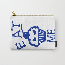 Eat Me (Blue Version) Carry-All Pouch