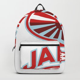 Japan 2019 Rugby Ball Retro Backpack