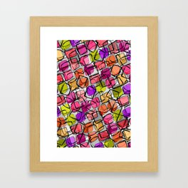 GEO Framed Art Print