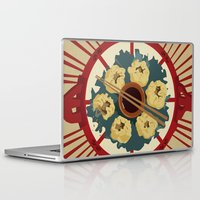 food Laptop & iPad Skins featuring Food by Tonz