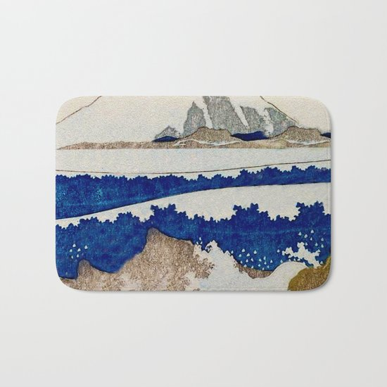 The Coast Searching Bath Mat
