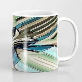 Mask Coffee Mug