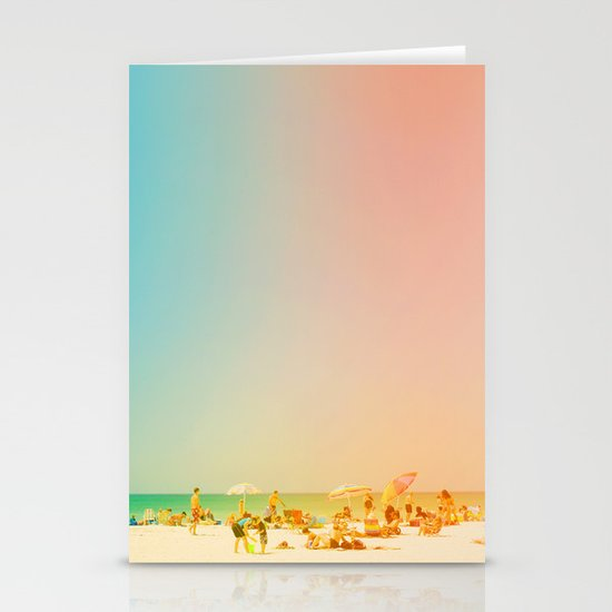 Life in the Sun Stationery Cards