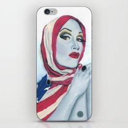 American Ladyboy iPhone Skin
