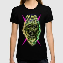 Primal Screaming Skull T-shirt