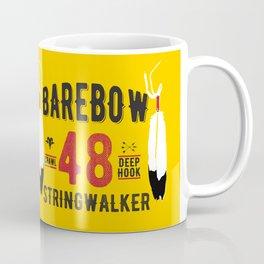 - BAREBOW - STRINGWALKER - CRAWL - DEEP HOOK - 48 (Forever) Coffee Mug