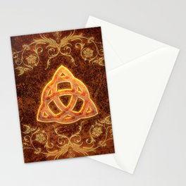 The celtic sign  Stationery Cards
