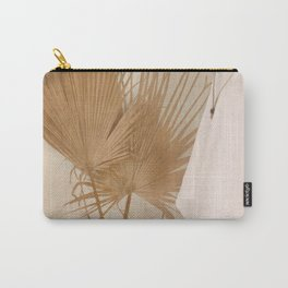 Palm Leaf Decoration Carry-All Pouch
