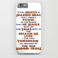 Amazing Grace Slim Case iPhone 6s