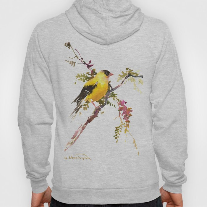 American Goldfinch Hoody