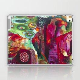 """True Nature"" Original Painting by Flora Bowley Laptop & iPad Skin"