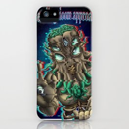Moon Lord- Terrarias iPhone Case