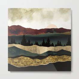 Early Autumn Metal Print