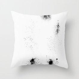dustman Throw Pillow