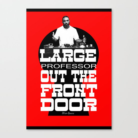 Front Door :::limited edition::: Canvas Print