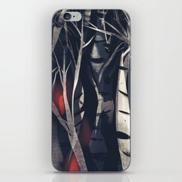 CHASE ME iPhone Skin