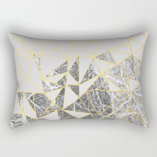 Ab Marb 2 Rectangular Pillow