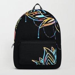 Pastel Lotus Backpack
