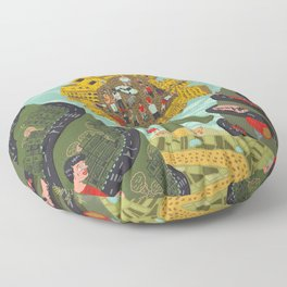 Afula Floor Pillow