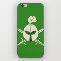Plant Protector iPhone & iPod Skin
