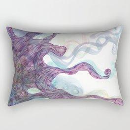 Borderline Sketch Rectangular Pillow