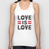 Love is Love Unisex Tank Top